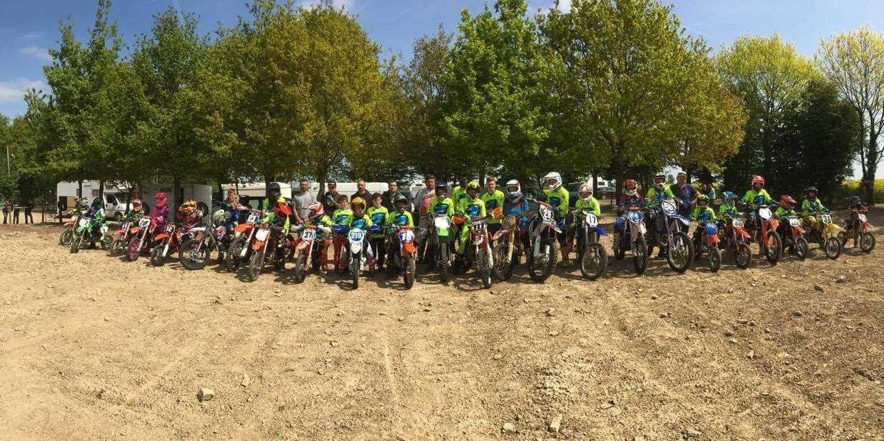 Ecole de pilotage moto cross